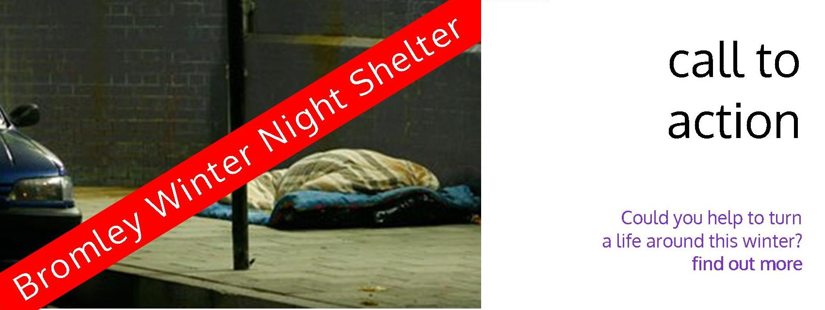 Bromley Winter Night Shelters
