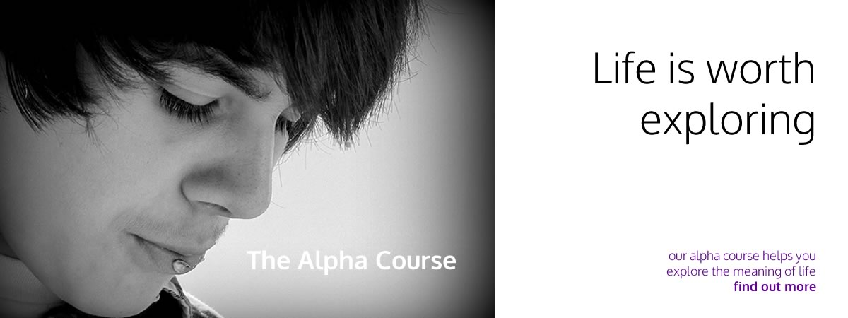 Bromley Parish Church Alpha Course link image