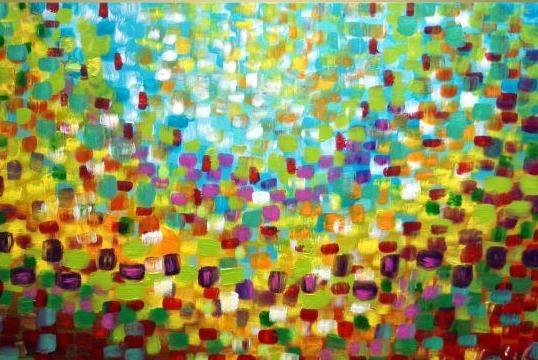 Abstract Love - Luiza Vizoli