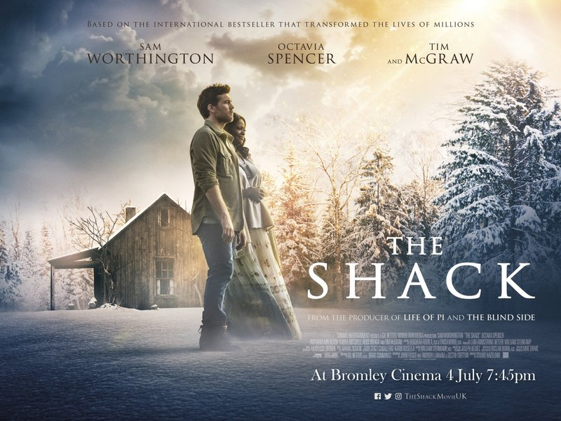 Bromley Empire Cinema Film Night The Shack Bromley