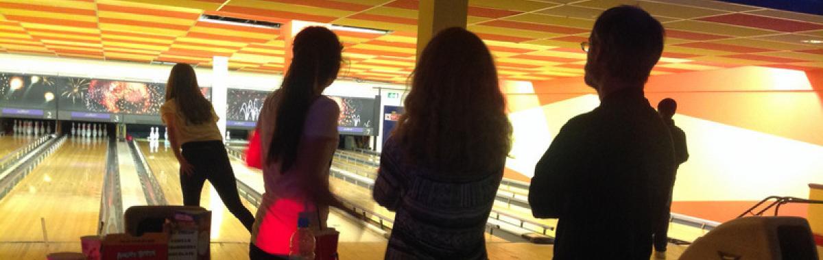 Bowling at Orpington