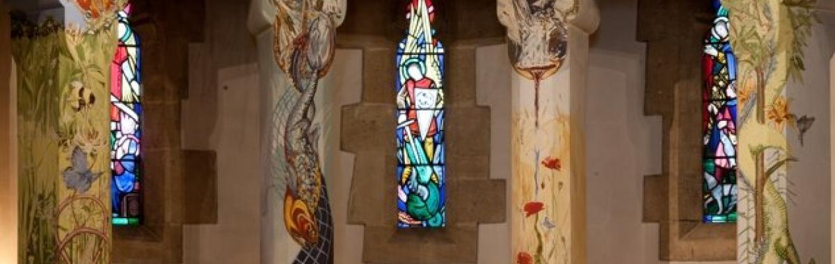 Children's Chapel Mural