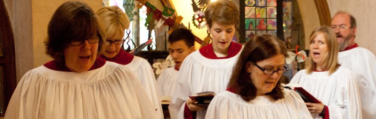 Choir processing in
