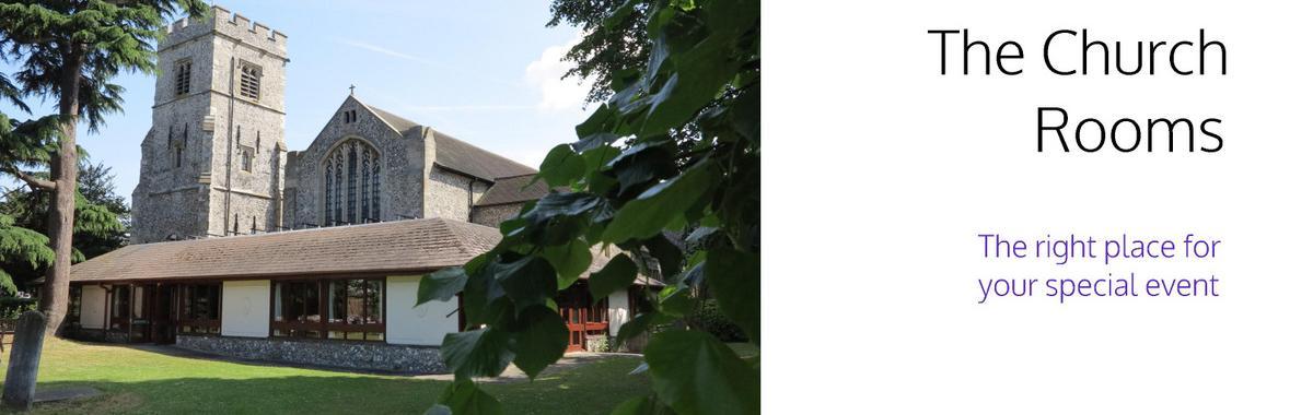 Church Rooms and Garden
