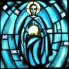 Stained Glass Ascension Window Taize