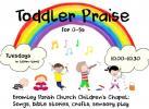 Toddler Praise poster