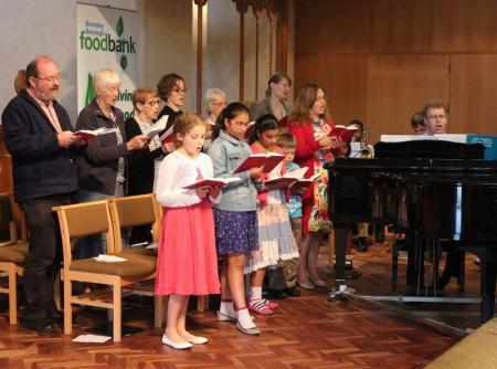Worship Group