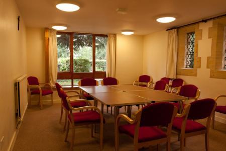 The Shortlands Room